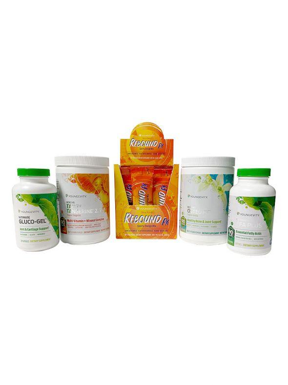 Healthy Body Athletic Pak™ 2.5