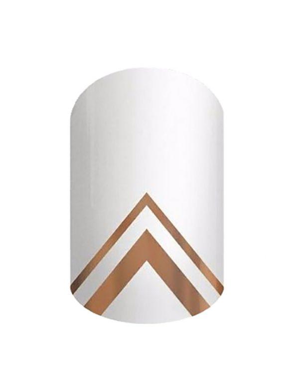Copper Ascent - Nail Wrap