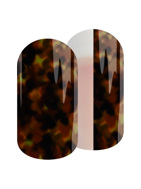 Tortoise Shell - Lacquer Strip
