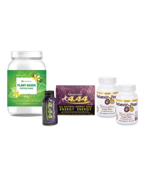 M20™ Nutrition Pack - Mission 20