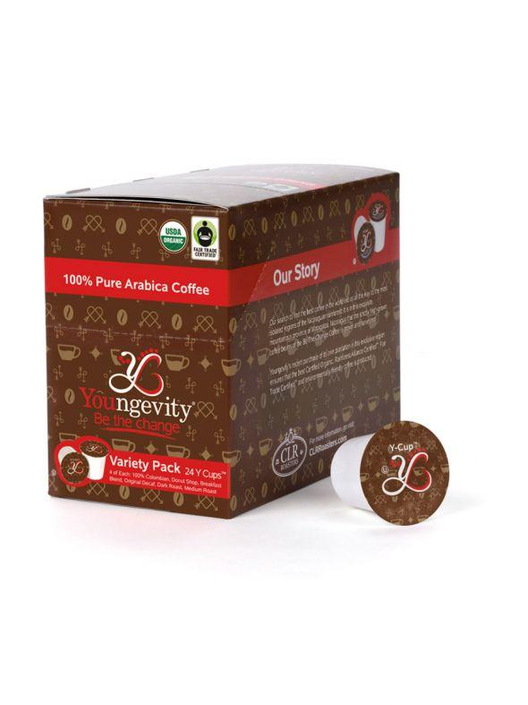 Y-Cup™ Variety Pack