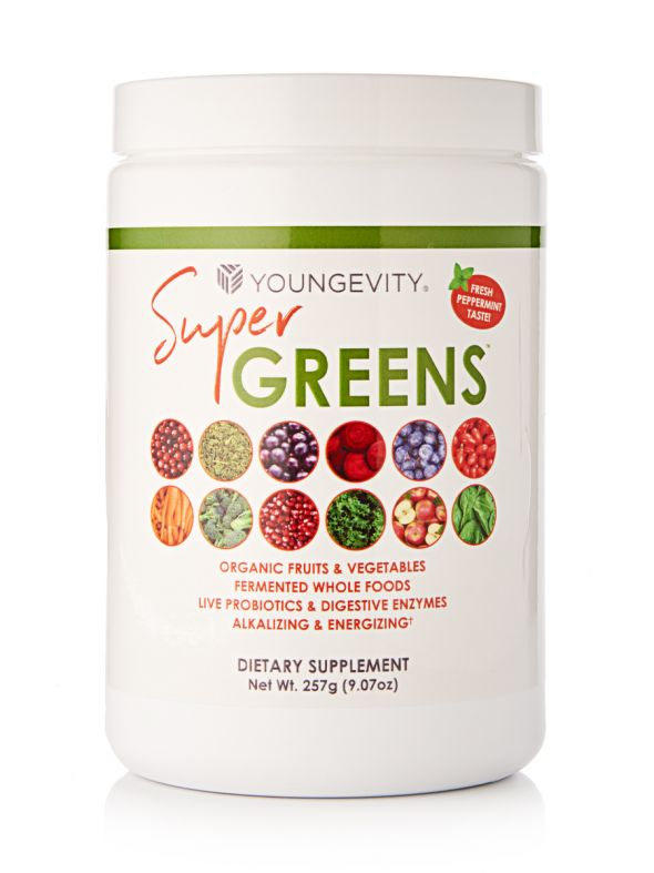 Youngevity Super Greens Canister