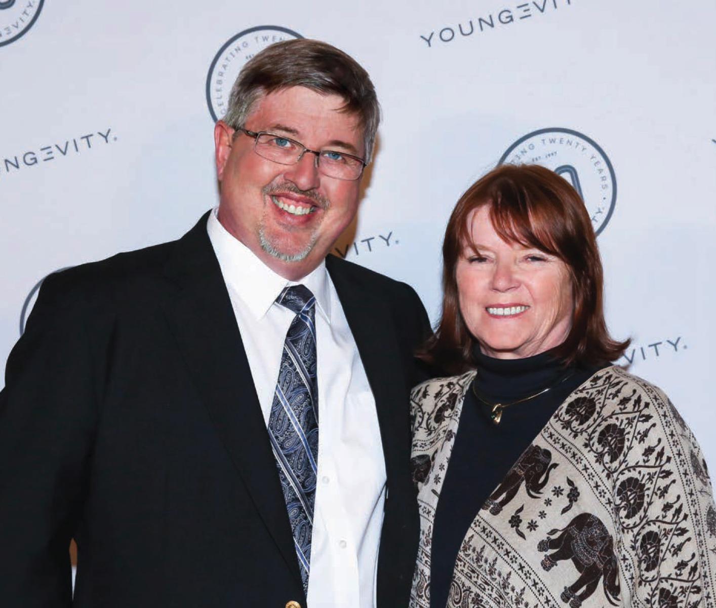 Richard and Roxanne Renton